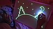 Набор для творчества Рисуй светом, CARDBOARD CASE планшет для рисования в темноте А4, фото 6