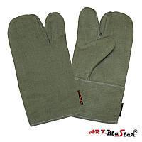 Перчатки RB3 2W защитные брезентовые ARTMAS