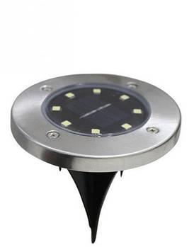Светильникна солнечной батарее Solar Disk Lights