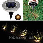 Светильникна солнечной батарее Solar Disk Lights, фото 6