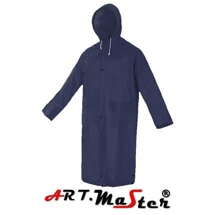 Плащ дождевик PPD Blue синего цвета ARTMAS, фото 2