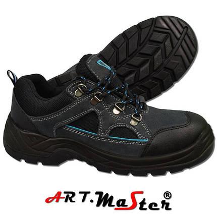 Рабочие ботинки BPMAS B черного цвета ARTMAS, фото 2