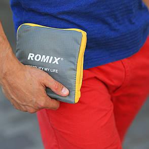 Складная сумка ROMIX Grey, фото 2