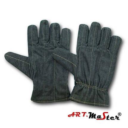 Утепленные рабочие перчатки ROC ARTMAS, фото 2