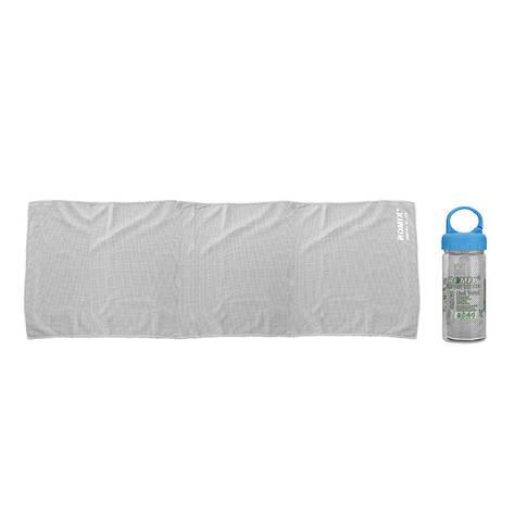 Охлаждающее полотенце ROMIX Серое (RH24-0.9GR), фото 2
