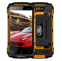 "Защищенный смартфон Land Rover X2 max (Guophone X2) orange 3/32gb (2SIM) 5"" 2/8Мп оригинал Гарантия!"