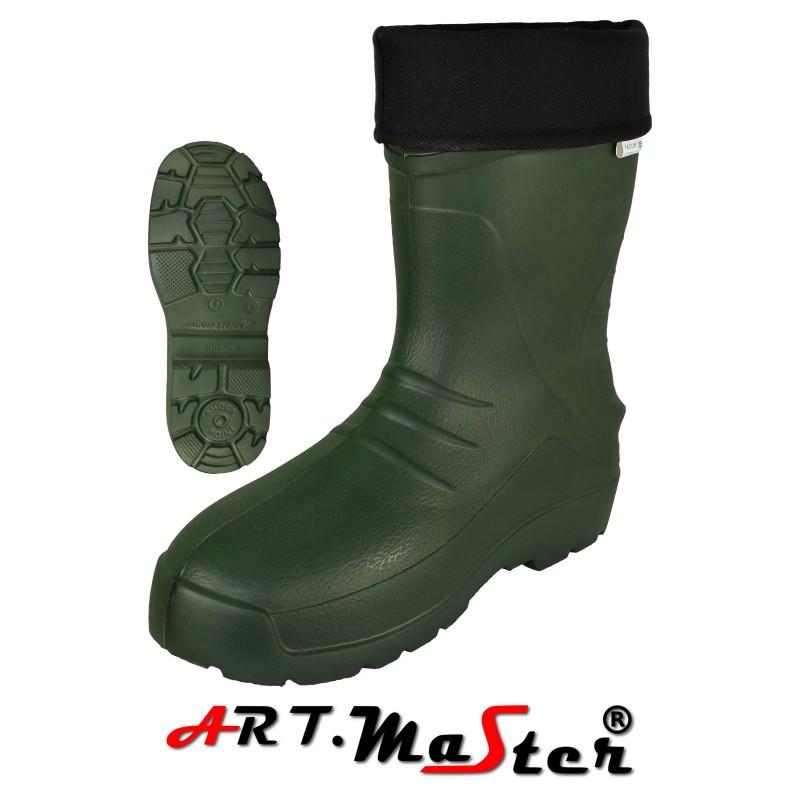 Мужские сапоги Kalosze 56011 TORINO зеленого цвета ARTMAS  40