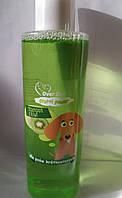 Шампунь для  собак короткошерстих з ароматом ківі OVER ZOO Frutti Power