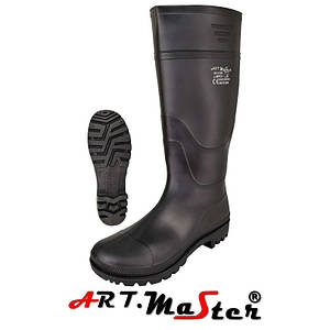 Летние сапоги Bpcv черного цвета ARTMAS 42