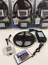 Світлодіодні стрічки RGB MOD-5050 комплект, різний кольоровий (50 шт/ящ)