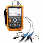 Портативный осциллограф, 100 МГц + DMM