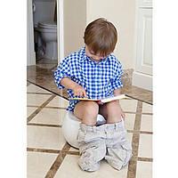 Горшок детский Joovy Loo Potty Chair, White , фото 1
