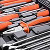Универсальный набор инструмента Dnipro-M ULTRA (56 шт.), фото 4