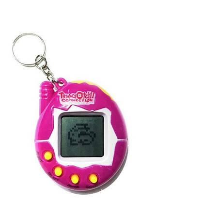 Электронная игра Tamagotchi Виртуальный питомец в яйце Красный (SUN0121) Розовый, фото 2