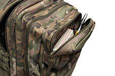 Тактический военный рюкзак Hinterhölt Jäger Military 35 л Хаки (SUN0090), фото 2