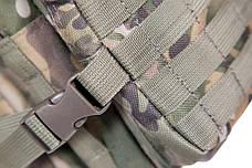 Тактический военный рюкзак Hinterhölt Jäger Military 35 л Хаки (SUN0090), фото 3