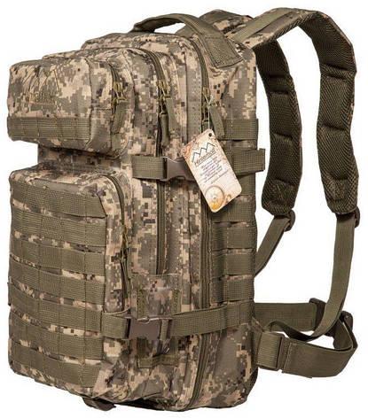 Тактический военный рюкзак Hinterhölt Jäger 35 л Хаки (SUN0089), фото 2