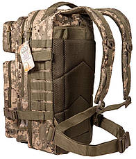 Тактический военный рюкзак Hinterhölt Jäger 35 л Хаки (SUN0089), фото 3