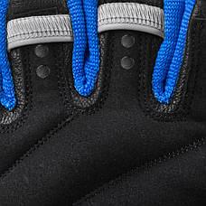 Перчатки для фитнеса мужские Spokey RAYO III L Черно-синие (s0184), фото 3