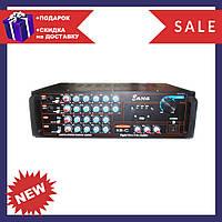 Усилитель мощности звука Ensea AMP K8   компактный усилитель звука   усилитель мощности