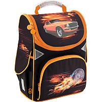 Рюкзак школьный каркасный GoPack 5001 GO18-5001S-27, фото 1