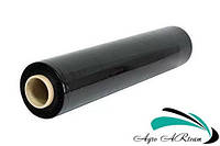 Пленка для силоса боковая, черная , 12 м  на 33 м, 110 мкн, Польша, фото 1