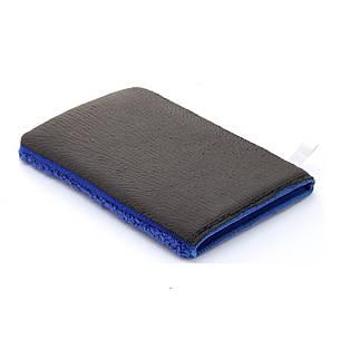 Рукавичка з покриттям з наноглины Clay Mitt Premium Quality для очищення кузова автомобіля (CM-P-881_, фото 2