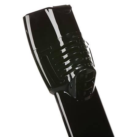 Трубка Seagard Easybreath для полнолицевой маски для плавания S/M 24 см Черный (SUN1025), фото 2