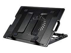 Охлаждающая подставка для ноутбука ErgoStand 181/928 Черная (1084)
