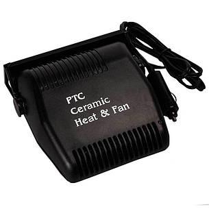 Автомобильный воздушный вентилятор Heater Fun обогреватель SG006 Черный (hub_np2_0487), фото 2