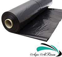 Пленка для силоса боковая, черная , 8 м  на 330 м, 110 мкн, Польша, фото 1