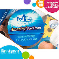 Увлажняющий крем для ног (ступней) Amazing! Foot cream Ped Egg от натоптышей и трещин на пятках