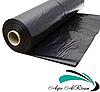 Пленка для силоса боковая, черная , 10 м  на 330 м, 110 мкн, Польша