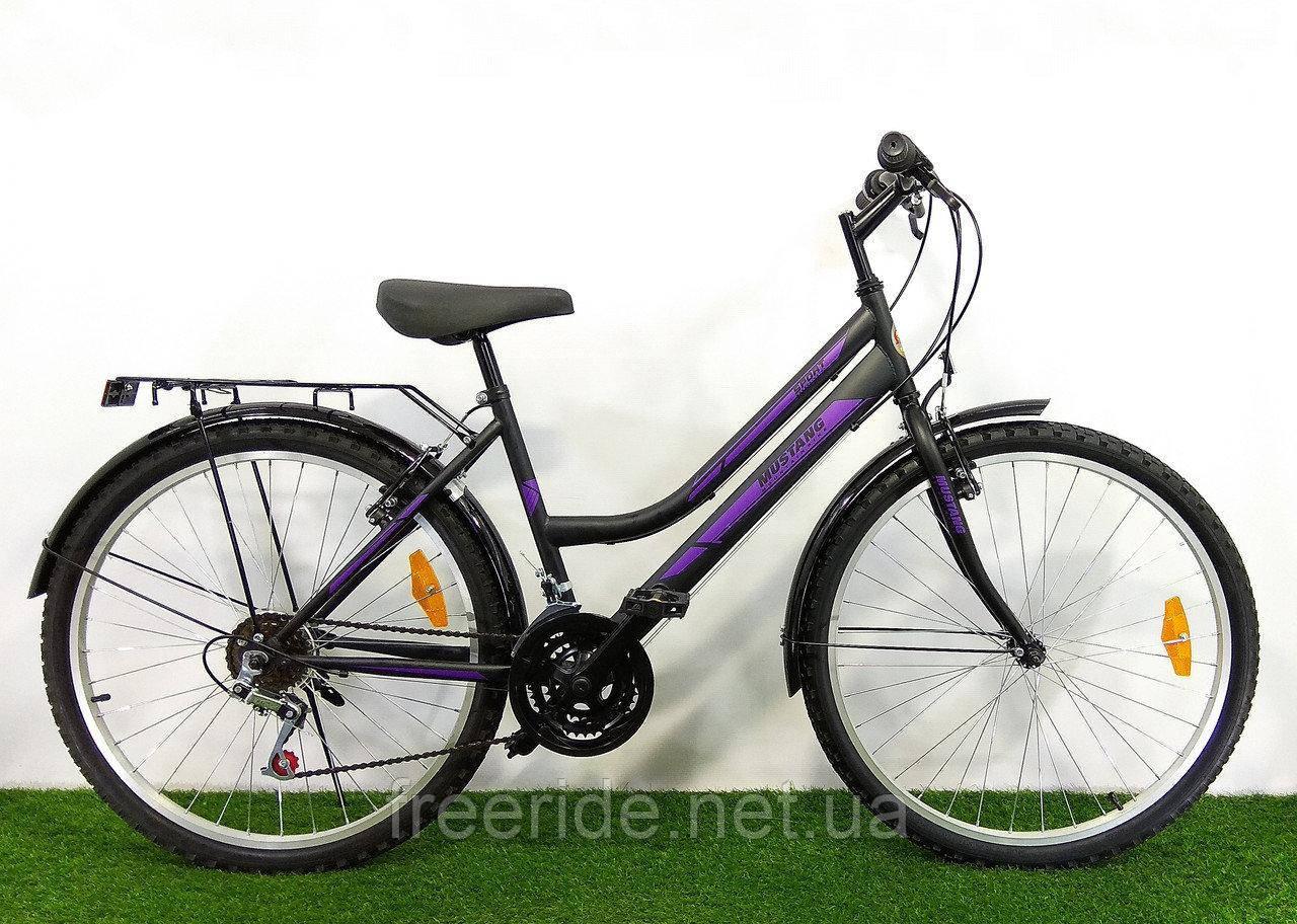 Велосипед Mustang Sport 162 26