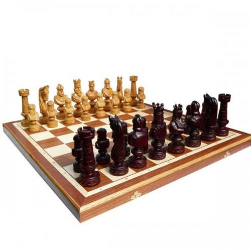 Шахматы Madon Цезарь малые эксклюзив интарсия 60х60 см (с-103f)