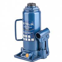 Домкрат гидравлический бутылочный, 10 т, h подъема 230-460 мм // STELS