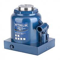 Домкрат гидравлический бутылочный 50 т h подъема 236-356 мм // STELS 51113