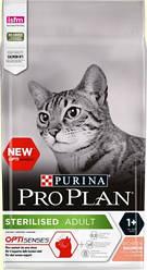 Корм ProPlan Sterilised Adult Salmon Про план Едалт для стерілізованих кішок з лососем 1,5 кг