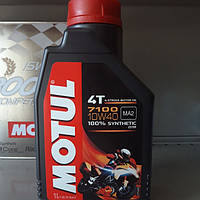 Масло моторное MOTUL 7100 4T  10W40 1L