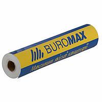 Термобумага для факса 210мм х21м BUROMAX (BM.2802)