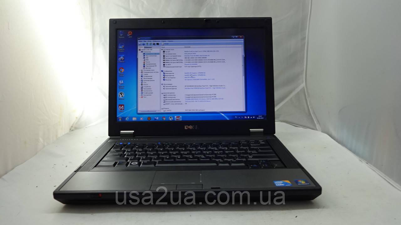 Ноутбук Dell E5410 Core I3/250Gb/4Gb КРЕДИТ Гарантия Доставка