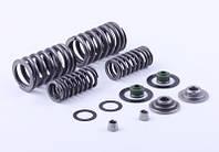 Ремкомплект клапанный (пружины, тарелки, сальники, сухари) - СВ-125