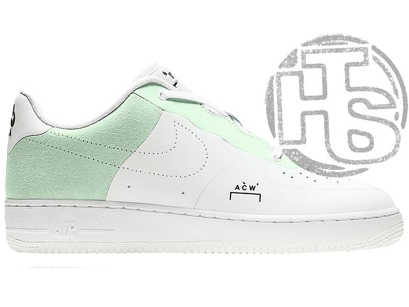 Мужские кроссовки Nike Air Force 1 Low A Cold Wall White Light Grey BQ6924-100