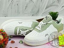 Мужские кроссовки Nike Air Force 1 Low A Cold Wall White Light Grey BQ6924-100, фото 3