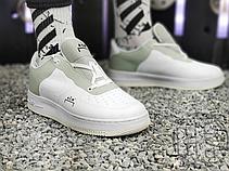 Мужские кроссовки Nike Air Force 1 Low A Cold Wall White Light Grey BQ6924-100, фото 2