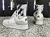 Мужские кроссовки Nike Air Force 1 Low A Cold Wall White Light Grey BQ6924-100, фото 4