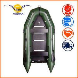 Лодка Bark BT-360S. Моторная, 3,60м, 5 мест, 1100/1100 ПВХ, сдвижные сиденья, жесткое днище, килевая. Надувная лодка ПВХ Барк БТ-360С;