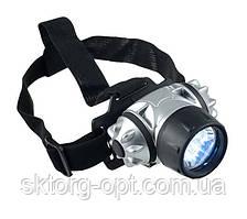 Налобный фонарь 12 LED HeadLight