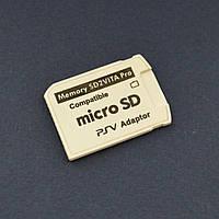Перехідник карти пам'яті для Sony PlayStation Vita, microSD