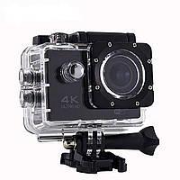 Экшн Камера DVR 4K Sport S2 Wi-Fi водонепроницаемая